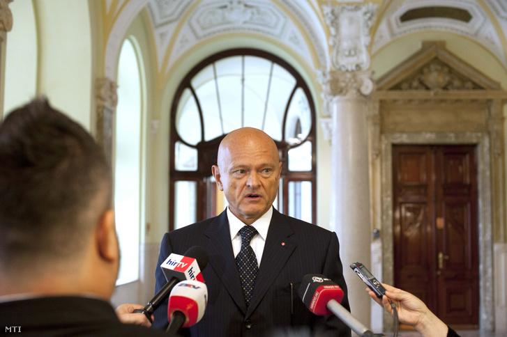 Patai Mihály a Bankszövetség elnöke