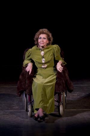 Schubert Éva az Operaházban
