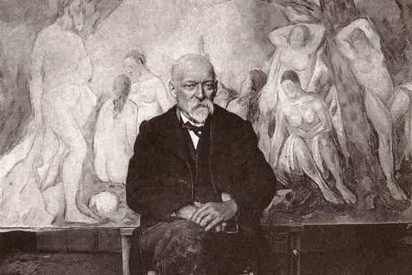 Paul Cézanne 1904-ben