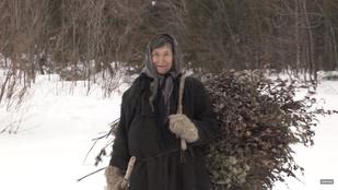 A 70 éves szibériai remetenő először találkozott a 21.századdal