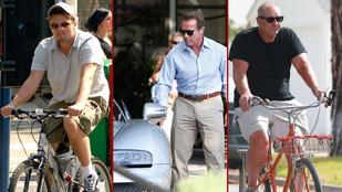 Az igazi férfiak biciklivel és/vagy Bugattival járnak