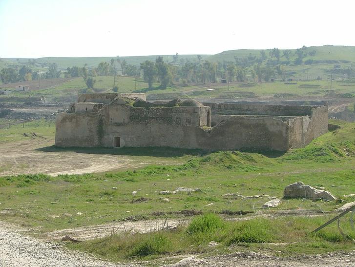 Egy 2005-ös fotó a helyről.