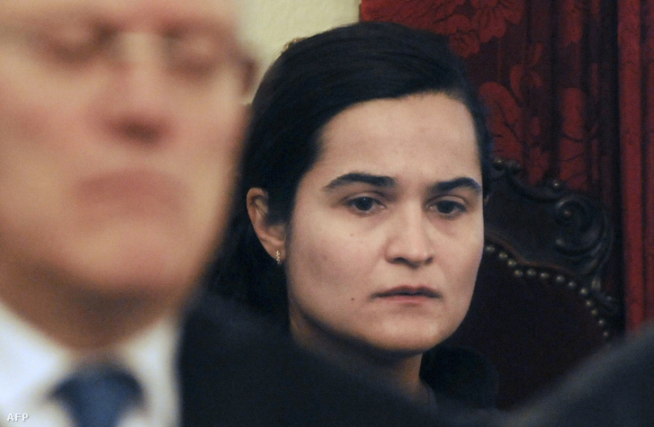 Triana Martinez a bíróságon