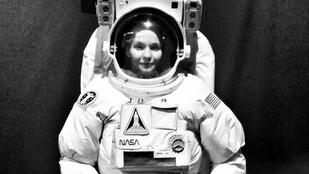 Ha Lilu kövér űrhajós lenne...