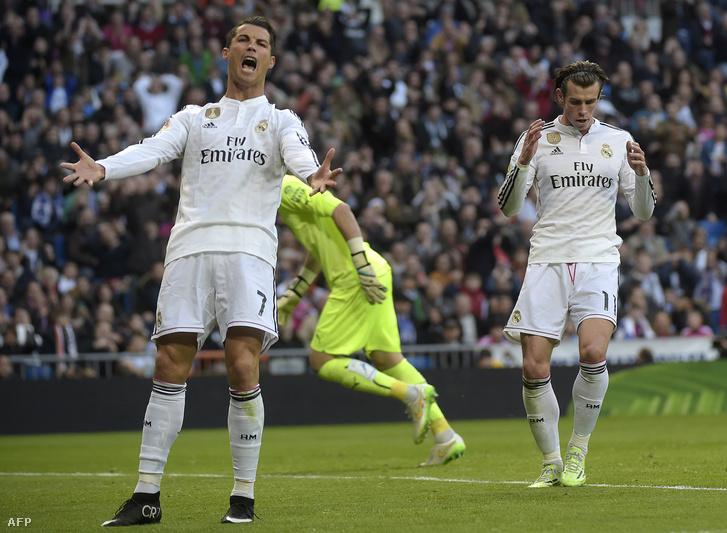 Ronaldo és Bale