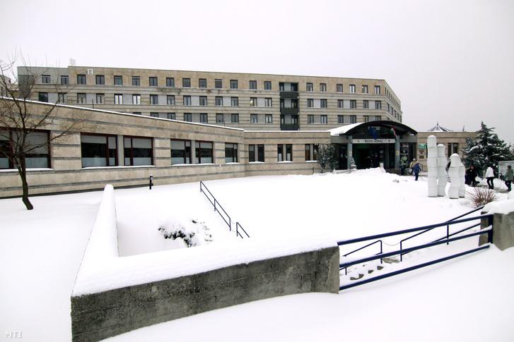 A veszprémi Csolnoky Ferenc Kórház