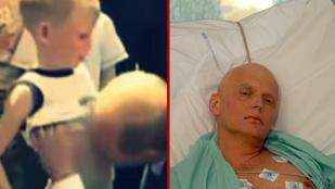 Pedofíliával vádolta Putyint, ezért ölhették meg Litvinyenkót