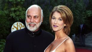 Ezrek búcsúztatták Céline Dion férjét