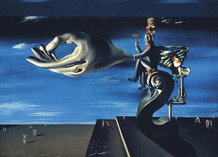 Salvador Dalí: La Main