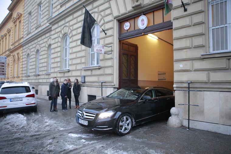 Lagzi Lajcsi előzetes letartóztatása január 24-én megszűnt.