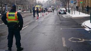 Vezetés közben rosszul lett egy 77 éves férfi a körúton, meghalt