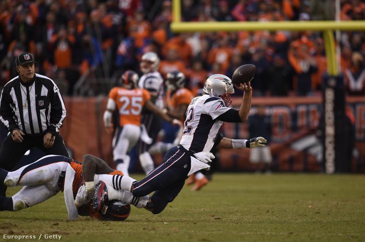 Ware a földre viszi Bradyt