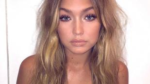 Gigi Hadid egyszerűen túl szép