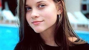 Hát így nézett ki Reese Witherspoon 15 évesen