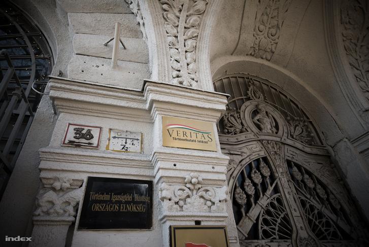 A Veritas Intézet is több intézmény jogutódja lesz a tervezet szerint.