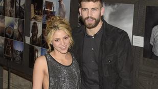 Shakira melltartó nélkül gálázott