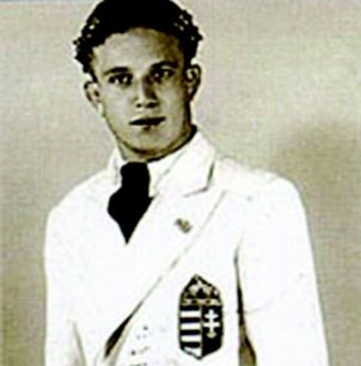 Lőrincz Márton olimpiai profilképe