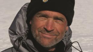 Utolsó szelfijén alig lehetett ráismerni a férfira, aki az Antarktiszon halt meg
