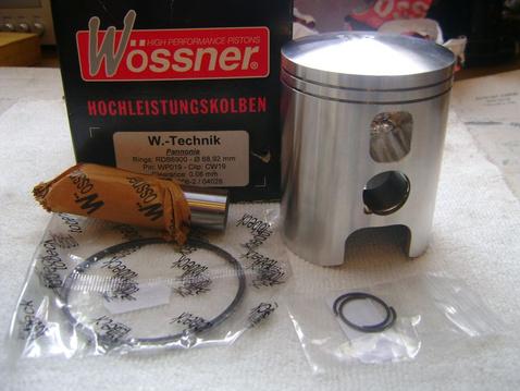 Wiseco, Wössner - mindkettőhöz passzol a Kawasaki hajtókar