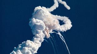 30 év után még mindig hátborzongató a Challenger katasztrófája