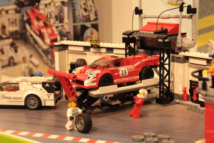 A Lego Racers Porsche 917 is felkerülne a Top Gear Cool Wall-jára