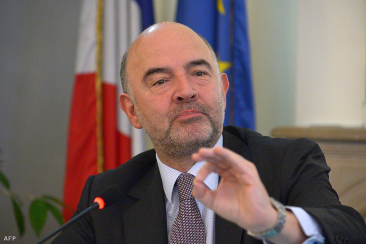 Pierre Moscovici adóügyi uniós biztos