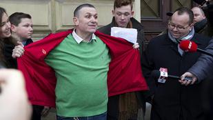 Lagzi Lajcsi poloskáktól kapott csúnya fertőzést a börtönben