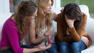Szakított egy barátja? 6 dolog, amit ne mondjon neki
