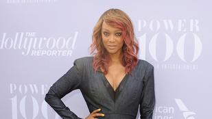 Tyra Banks anya lett