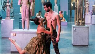Ami a divatban az haute couture, az férfiban a balett-táncos