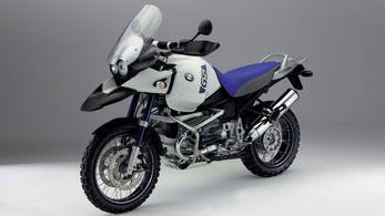 Jól hallottam, hogy nincs probléma a BMW R 1150 GS-sel?