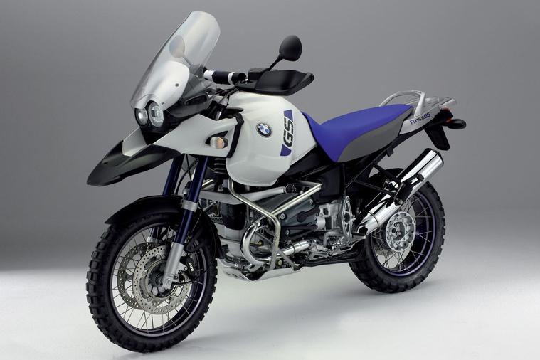 Utolsó szériás BMW R 1150 GS Adventure