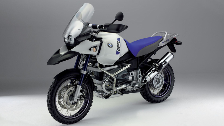 BMW R 1150 GS Adventure 2005-ből