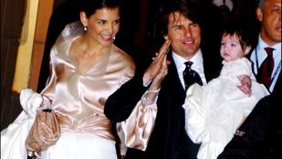 Már 10 éve, hogy Katie Holmes és Tom Cruise összeházasodtak