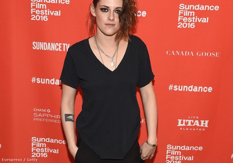 Kristen Stewart a fesztiválon