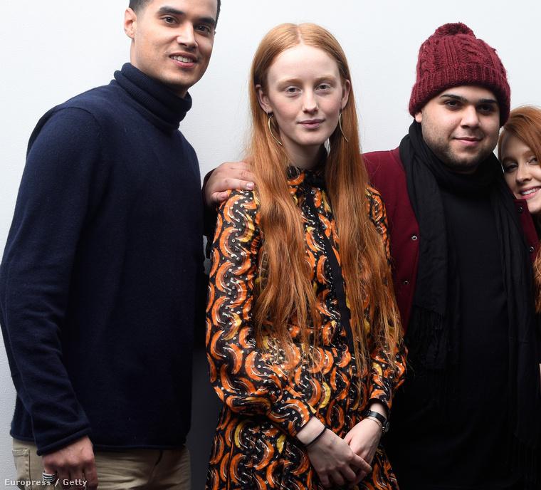 India Menuez a Sundance filmfesztiválon