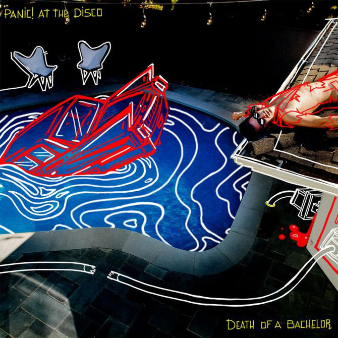 Panic at the Disco Death of a Bachelor