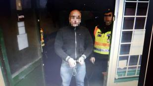 Elfogták a késes trafikrablót