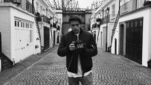 Brooklyn Beckham tényleg profi fotós lett