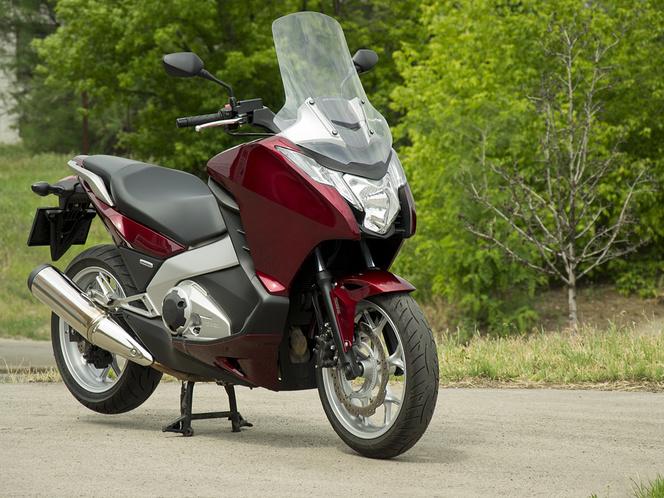 Honda NC700D Integra - gyárilag 48 lóerős, nem véletlenül