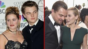 Kate Winslet és Leonardo DiCaprio túl jól mutatnak együtt
