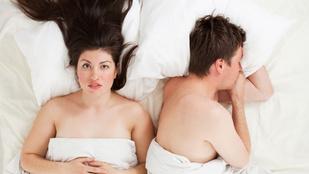 Amikor a férfi nem akarja a szexet