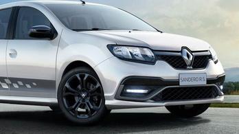 Nem készül több Renault jelvényes Dacia?