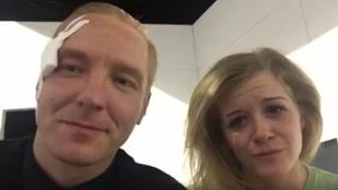 Bereczki Zoltán balesete miatt félbeszakítottak egy előadást