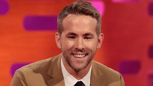 Ryan Reynolds az apjáról nevezte el a lányát
