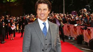 Még az is lehet, hogy Tom Cruise nem magától állt meg az öregedésben