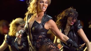 Beyonce a legújabb klipjében is egészen elképesztő dolgokat művel a testével