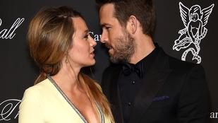 Ryan Reynolds széttaperolta kedves nejét
