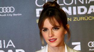 Ismerje meg Emma Watson új barátját!