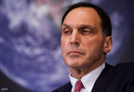 Dick Fuld, a Lehman ügyvezető igazgatója